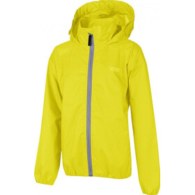 High Colorado Cannes Regenjacke Kinder lime